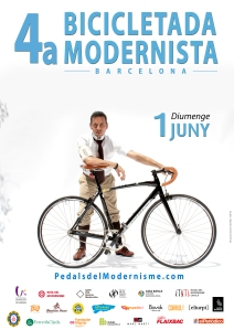 06 cartell 4a bicicletada modernista 2014 SERGI