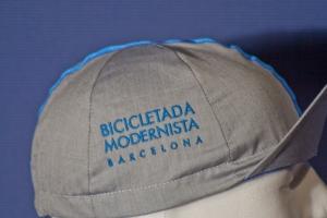 4a bicicletada modernista - gorra lateral 2