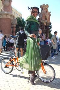 Katy - 4a Bicicletada Modernista